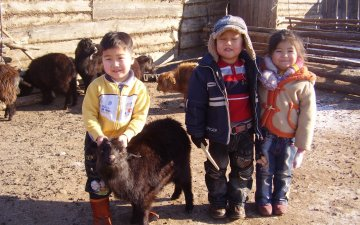 SUNDUI SPEAKS CHILDREN'S LANGUAGE