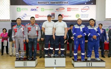 The career competition for fiber optic engineers has ended successfully