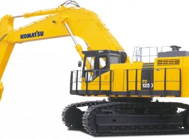 Komatsu PC1250-8 Эскаватор