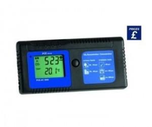 Агаарын чанарын найрлага хэмжигч (CO2)