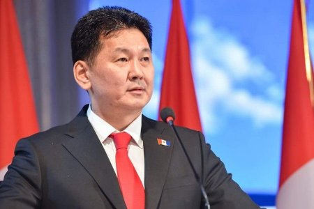Ерөнхий сайд У.Хүрэлсүх Казахстан улсыг зорилоо