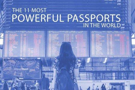 Дэлхийн хамгийн хүчирхэг 11 паспорт