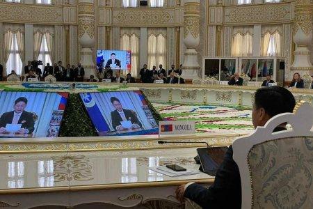 ШХАБ-ын ээлжит хуралдаанд Монгол Улс ажиглагч статустайгаар оролцов