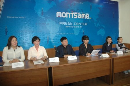 THE MONGOLIAN CHILDREN'S WRITERS, ARTISTS AND BOOK CREATORS WILL INTRODUCE THEIR BOOKS.
