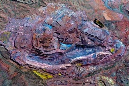 Mount Whaleback төмрийн хүдрийн уурхай
