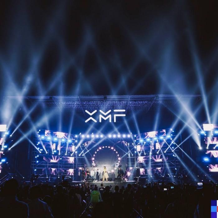 XMF 2018 - Хуур Music Festival