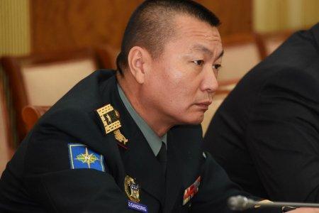 АБГББХ: Д.Ганзоригийг Зэвсэгт хүчний Жанжин штабын даргаар томилохыг дэмжив