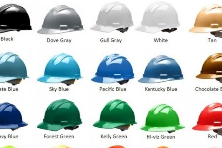 Can hard hat color improve Safety Culture?