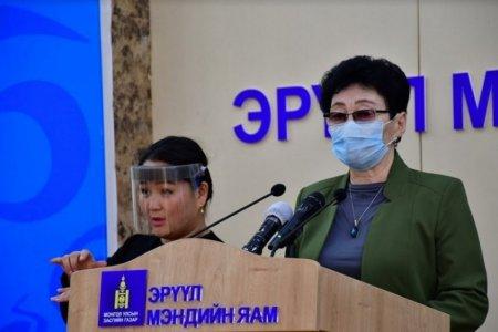 А.Амбасэлмаа: Есдүгээр сарын 2-нд нийт 354 хүнээс авсан сорьцод коронавирусийн халдвар илрээгүй