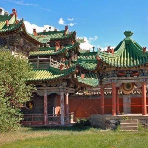 The Bogd Khaan Palace