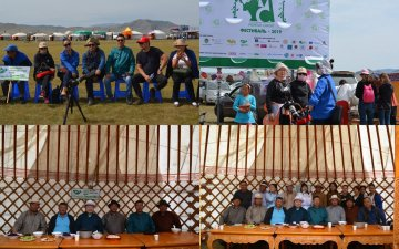 Н.Алтанбагана: Ар Монгол, Өвөр Монгол малчид харилцан туршлага солилцох нь бидний зорилго