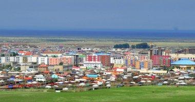 Увс аймгийн Улаангом хот