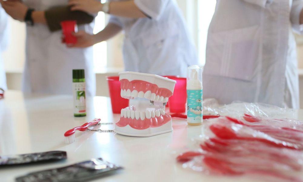 <strong>Мэргэшил</strong><br>Шүдний эмчилгээ