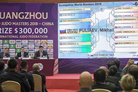 ОУХМ Ц.Цогтбаатар, дэлхийн аварга Ан Чанримтай учраа таарлаа