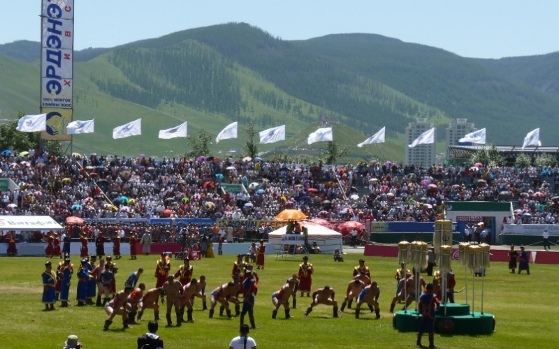 ANCIENT CAPITAL KARAKORUM & NAADAM FESTIVAL