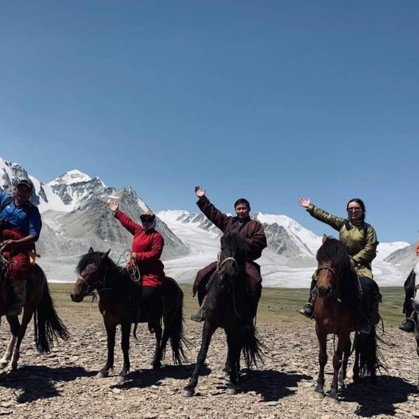 Horse Trekking Tour