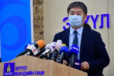 Д.Нямхүү: 30-нд тусгаарлагдсан 7 хүний шинжилгээнд коронавирус илрээгүй