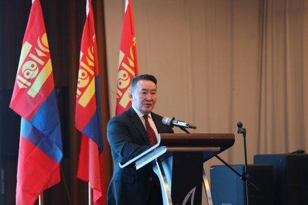 Х.Баттулга: Эдийн засгийн хамгийн оновчтой шийдэл нь Зүүн хойд Азийн эрчим хүчний супер сүлжээ