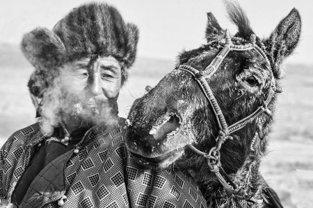Mongolia Is Said To Be A Nation Born On A Horseback