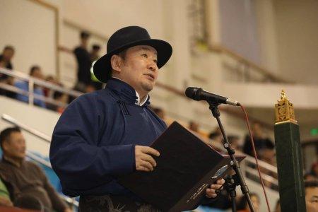 Х.Баттулга: Монголын тусгаар тогтнолын төлөө амь бие, сэтгэл оюунаа харамгүй зориулсан эх оронч дээдэстээ мэхийн ёслоё
