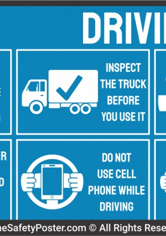 Driving safety rules