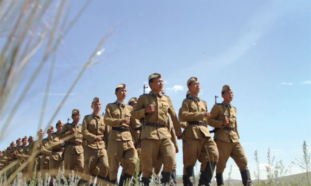 """""""Монгол цэргийн бахархал"""" өдөрлөг боллоо"""
