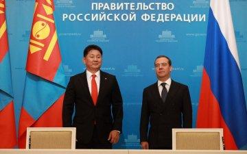 Д.Медведев: ОХУ-аас хамгийн их тэтгэлгийг олгож байгаа орнуудын нэг бол Монгол