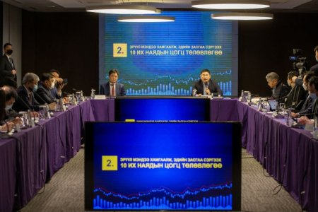 Л.Оюун-Эрдэнэ: Эдийн засгийн хүндрэлийг засгийн газар, Монгол банк, Арилжааны банкууд хамтарч даван туулна