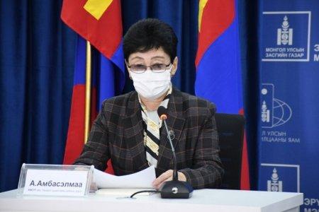 А.Амбасэлмаа: Баянзүрх дүүргийн эмнэлэгт хэвтэж байсан 2 хүнээс халдвар илэрлээ