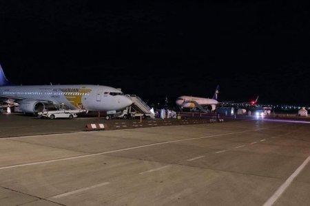Хонконг-Улаанбаатар чиглэлийн тусгай үүргийн онгоцоор 261 иргэн эх орондоо ирлээ