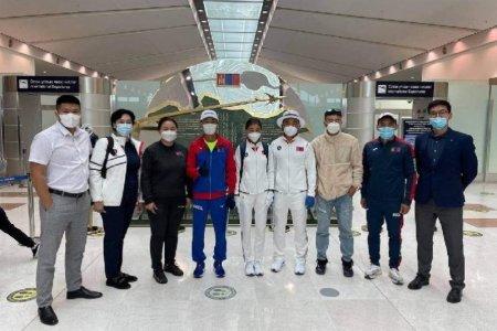 Монголын олимпын багийн хамгийн сүүлийн ээлж Токиог зорилоо