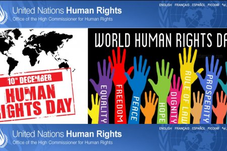 Олон улсын хүний эрхийн өдөр тохиож байна
