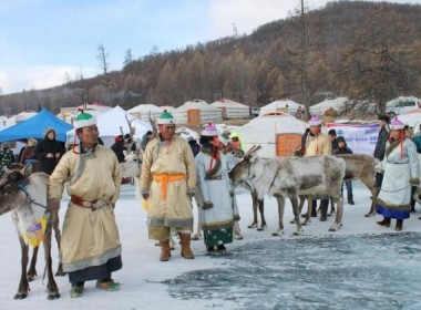 ICE FESTIVAL AND KHUVSGUL LAKE TOUR 2019