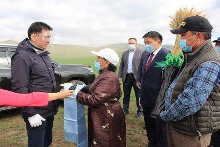 Монгол Улсын Ерөнхий сайд У.Хүрэлсүх Улсын тэргүүний Жаргалант суманд ажиллав