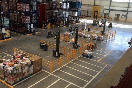 OSHA-ийн шилдэг 10 Warehouse Citations