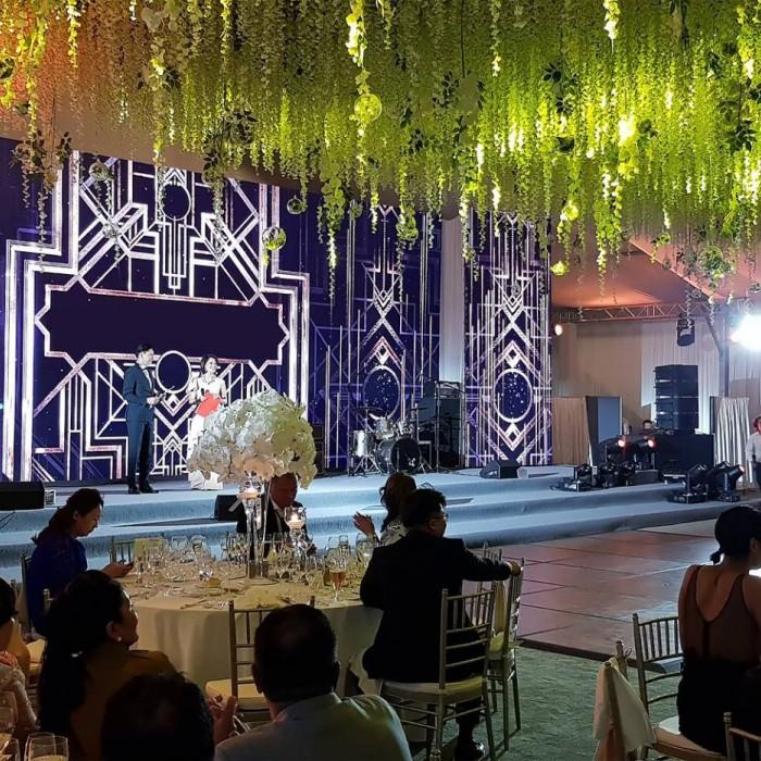 B & T wedding