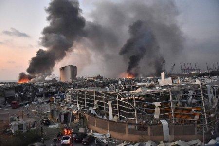 Ливанд 4.5 магнитудын газар хөдлөлттэй тэнцэхүйц хүчтэй дэлбэрэлт болжээ   150   Tweet