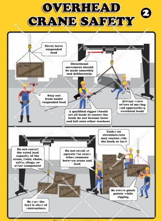 Overhead crane safety #2