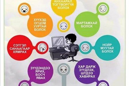НЭМҮТ: Хүүхдээ цахим орчноос хязгаарлаж интернэтийн хэрэглээ, тоглоомыг өдөрт 30 минутаас битгий хэтрүүлээрэй