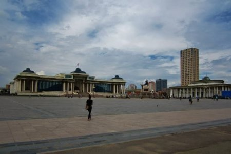 20 days in Mongolia - Back to basics travel