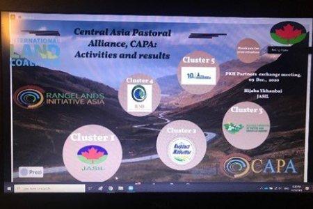 Pastoralist Knowledge Hub Partners' Meeting