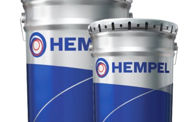 Hempel's HS Gas Pipe Coating 87831