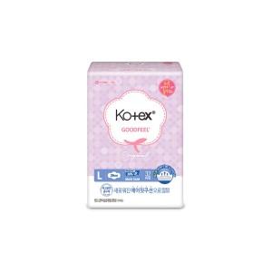 Kotex хөвөн зөөлөн ариун цэврийн хэрэглэл 29см / 32ш