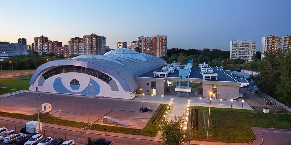 Москвагийн барилгын улсын их сургууль (МГСУ)
