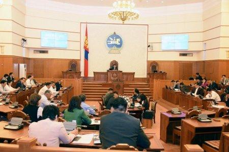 УИХ-ын чуулганы хуралдаанд Ерөнхийлөгч Үндсэн хуульд оруулах нэмэлт, өөрчлөлтийн төсөл, саналаа танилцууллаа