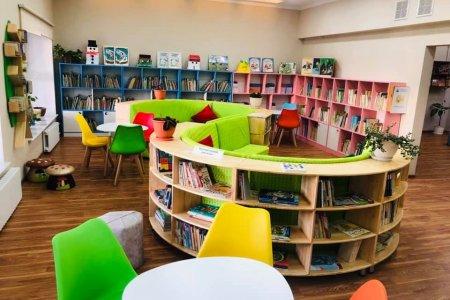 Төв номын сан хүүхдийн уншлагын танхимаа шинэчилжээ