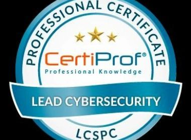 Lead Cybersecurity Professional Certificate