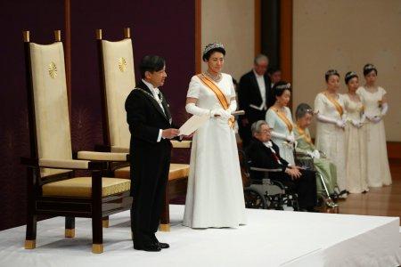 МУ-ын Ерөнхий сайд Японы шинэ эзэн хааны хүндэтгэлийн ёслолд оролцлоо