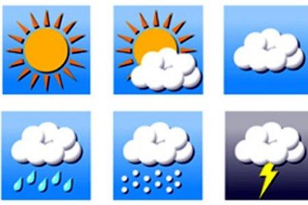 УЦУОШГ: Өдөртөө дуу цахилгаантай аадар бороо орно