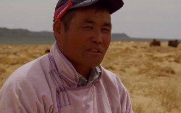MONGOLIAN HERDERS ARE WORKING TOWARDS SUSTAINABLE DEVELOPMENT